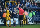 Millwall manager Harris: Shane Ferguson will be severely punished if he did stamp before sending off