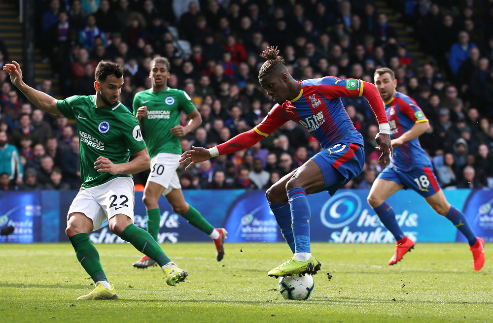 """Selhurst Park is proving anything but """"a tough place to go"""" as Crystal Palace's derby defeat to Brighton only underlines poor SE25 form"""