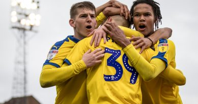 Joe Pigott scores crucial winner for AFC Wimbledon as they close gap to League One safety