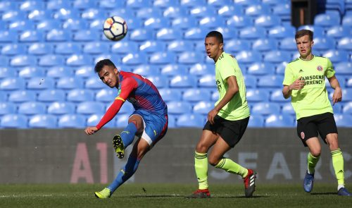 Crystal Palace U23 boss Richard Shaw on a strategy which works for Eagles academy – and why young players have got softer