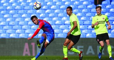 Crystal Palace U23 boss Richard Shaw on the challenge facing young players to reach Eagles first-team fold