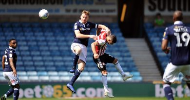Millwall defender Alex Pearce on derby draw with Brentford and the test of facing in-form Aston Villa