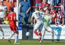 Welling United 2 Chelmsford City 0 – Wings guarantee National League South play-off spot