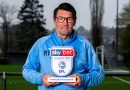 Luton Town boss beats Charlton and AFC Wimbledon rivals for League One Manager of the Month award