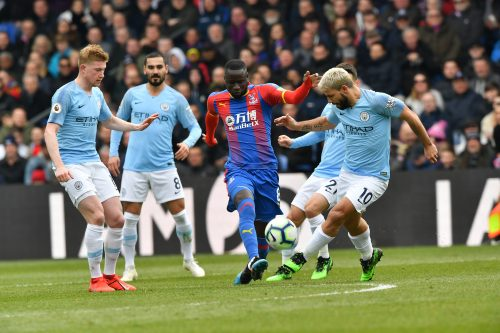 Crystal Palace boss Hodgson: We took risks chasing equaliser against Manchester City