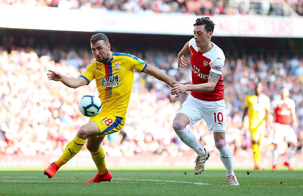 It's Gunner be fine for Crystal Palace as they boost impressive away stats with first win at Arsenal in 25 years
