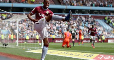 Aston Villa 1 Millwall 0 – Keeper Martin in top form but Lions suffer Easter Monday disappointment