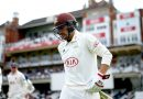 Surrey skipper Rory Burns: I felt sluggish in County Championship opener
