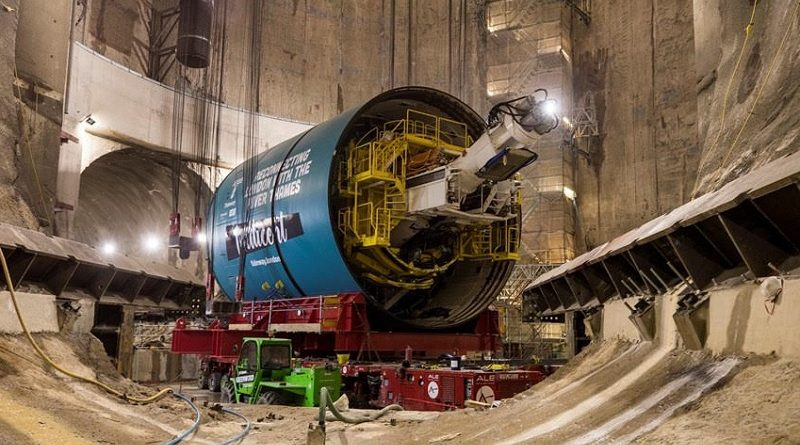 5d708eebdd240 London super sewer to cost £300m more than originally thought
