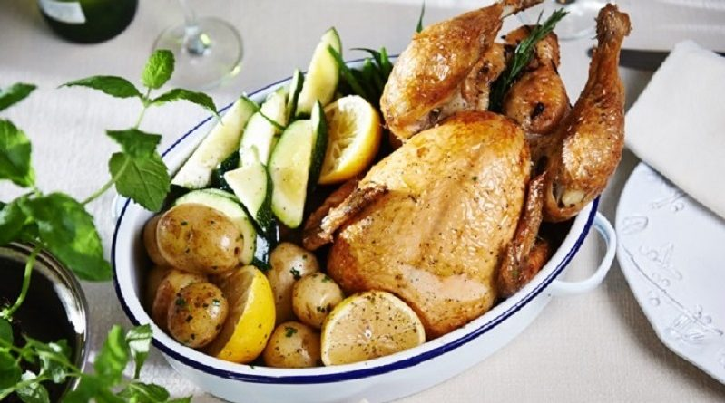 Food & Drink: Easter home cooking- Why not try out one of Paloma's Easter recipes this year?