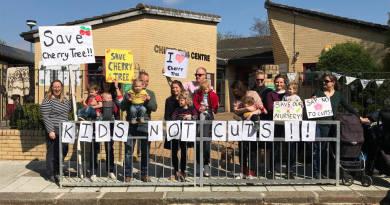 Parents furious at threatened closure of beloved children's centre