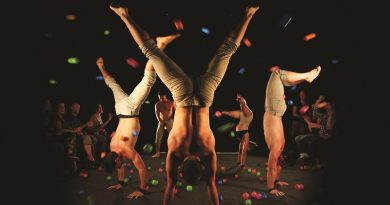 What's On: contemporary circus 'A Simple Space'