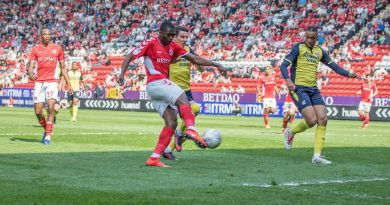 Charlton youngster Anfernee Dijksteel has had a taste of Wembley before – and he's desperate to return in the play-offs