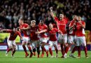 Player-surfing, a pitch invasion and a penalty shootout – Charlton Athletic's years of hardship make reaching Wembley cause for celebration