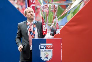 Lee Bowyer: I was unaware of statement announcing my exit before I signed my Charlton contract extension