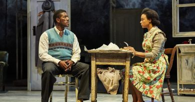 Theatre: Small Island at the National Theatre
