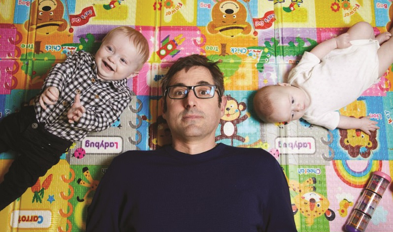 Film Maker Louis Theroux Explores Anxiety Of Motherhood At