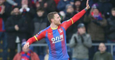 Crystal Palace secure striker on new terms