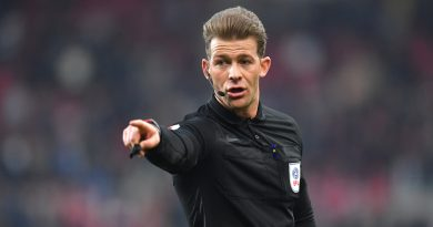 Andrew Madley gets swift return to Wembley as he is handed Charlton-Sunderland reffing gig