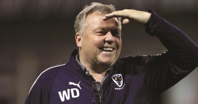Wally Downes: Dons didn't have a transfer recruitment policy