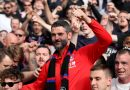 Julian Speroni: My Crystal Palace career has been an emotional rollercoaster