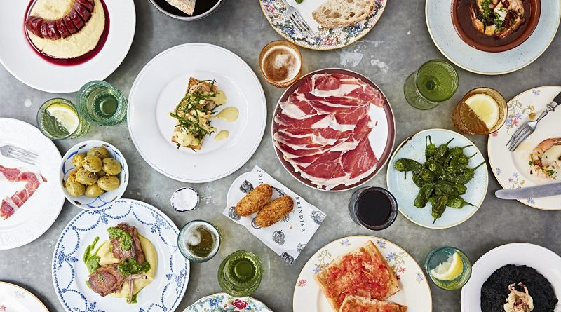 Food & drink – Brindisa, Battersea Power Station