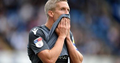 Steve Morison's Millwall role could involve some coaching next season