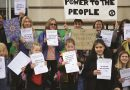 Climate activists from Wandsworth demand to be carbon neutral by 2030