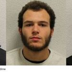 Trio are put behind bars for a total of 30 years: Armed robbers jailed after forcing their way into Downham home
