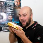 Nathan Gorman looks to blow away Daniel Dubois…not his birthday candles