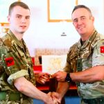 Greenwich reservist: 'How being a soldier has helped me get on in life'