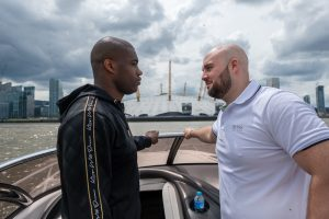Frank Warren: I'd be happy to match Daniel Dubois with Anthony Joshua now