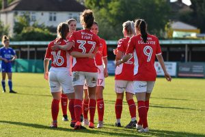 Charlton Athletic Women over-achieved in Championship – but challenge is a big one next season to hit attendance targets