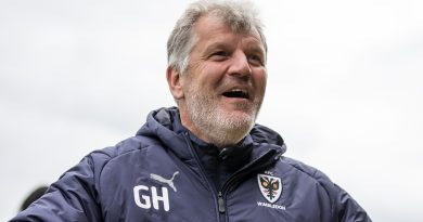 Glyn Hodges agrees new deal as AFC Wimbledon assistant manager