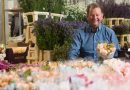 New Covent Garden Market trader prepares for British Flowers Week this week