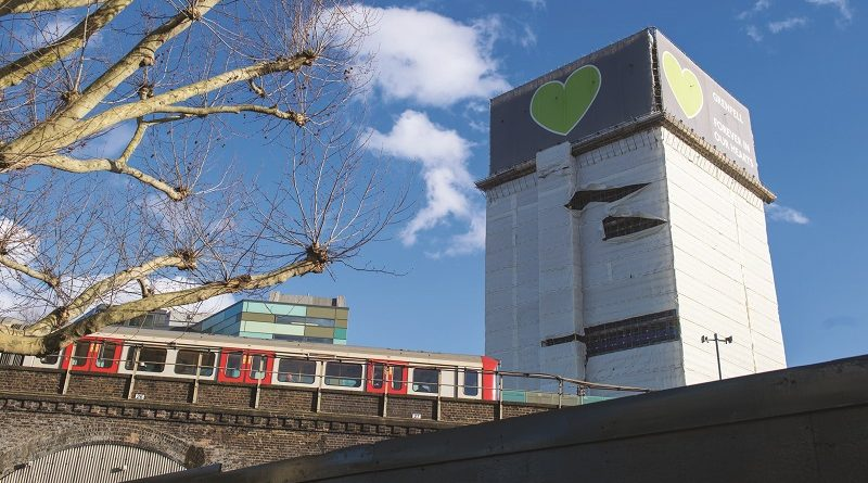 Surprise as Grenfell tower land study finds 'no risk to health'