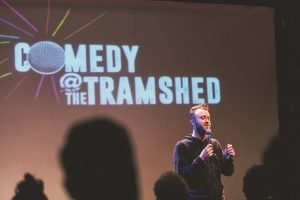 GLYPT is now The Tramshed by James Haddrell