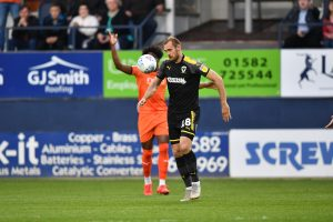 Bradford City boss: No contact with Dons over striker
