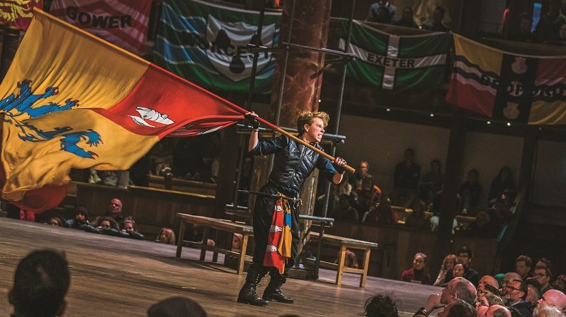 Christopher Walker talks Shakespeare: Henry IV (parts I and II) when boys and girls, and men and women came out to play…