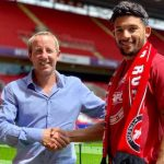 Charlton Athletic confirm deal for Leyton Orient striker Bonne