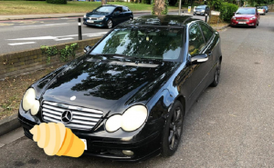 15-year-old arrested driving top of the range Mercedes to Lewisham for ice cream