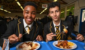 Hammersmith and Fulham Council offers free school meals in bid to fight food poverty