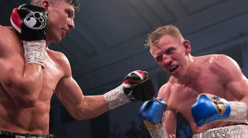 """Ted Cheeseman """"gutted"""" as he retains British super-welter title on a draw – Craig Richards wins eliminator"""