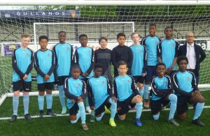 South London Schools' U12 team win the South-East England Patrick Haugh Cup