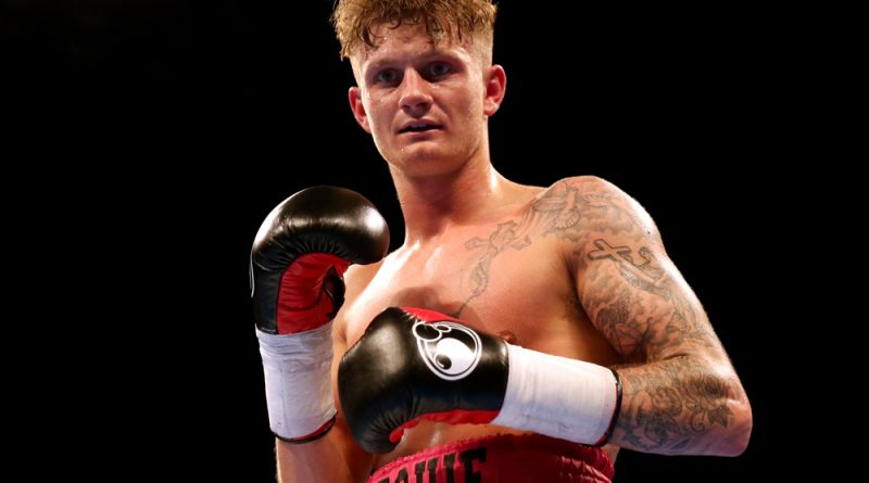 Welling fighter Sharp hoping to land Herring world title fight