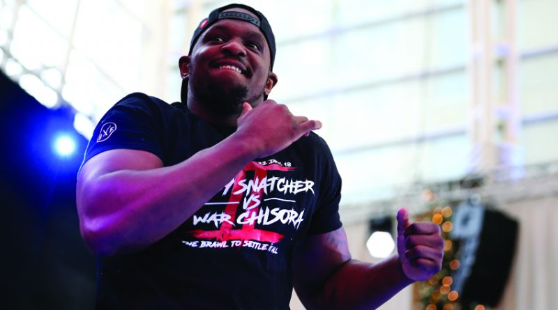 Dillian Whyte: Joshua-Ruiz Jr rematch could open door for IBF world title shot for me