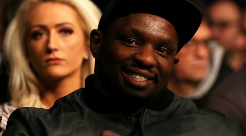Dillian Whyte: Tyson Fury's fight was a joke and he should be ashamed he is running from me