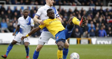 Charlton Athletic keen on a deal for Bristol Rovers man
