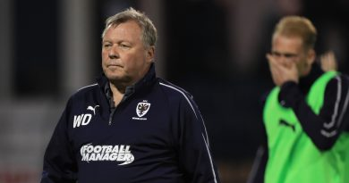 Wally Downes: AFC Wimbledon transfer business is nearly complete