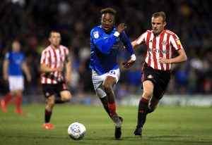Millwall made bid for Portsmouth's star attacker
